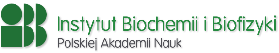 Instytut Biochemii i Biofizyki Polskiej Akademii Nauk